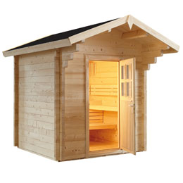 Country Garden Sauna