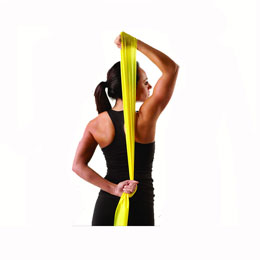 Resistance TheraBand, Yellow