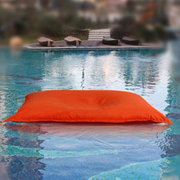 Big Bean Bag, Orange