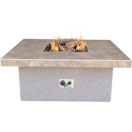 Fire Pit Square FPT-S301 Table