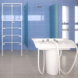 Charcot Shower
