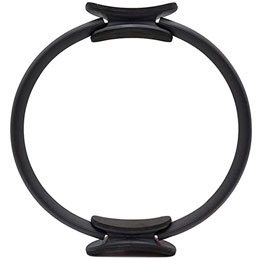 Pilates Resistance Ring, Black