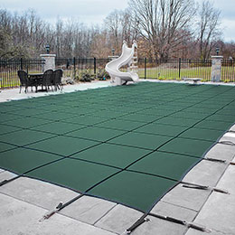 Loop Loc Green Mesh Cover 6 x 12m
