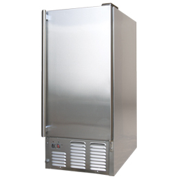 Outdoor Stainless Steel Ice Maker