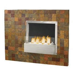 Ethanol Wall Fireplace (Or 439.00$ Cash)