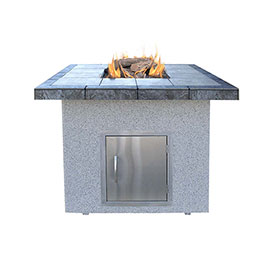 Fire Pit Square FPT-S302