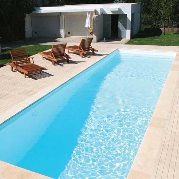 Soleo pool cordoba watercenter for Prefab pools