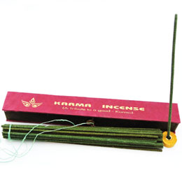 Karma Incense With Burner