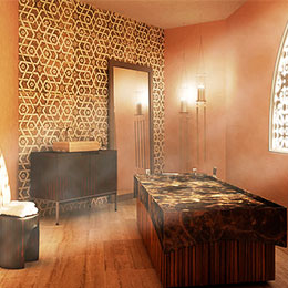 Hammam, Wet Tables & Capsules
